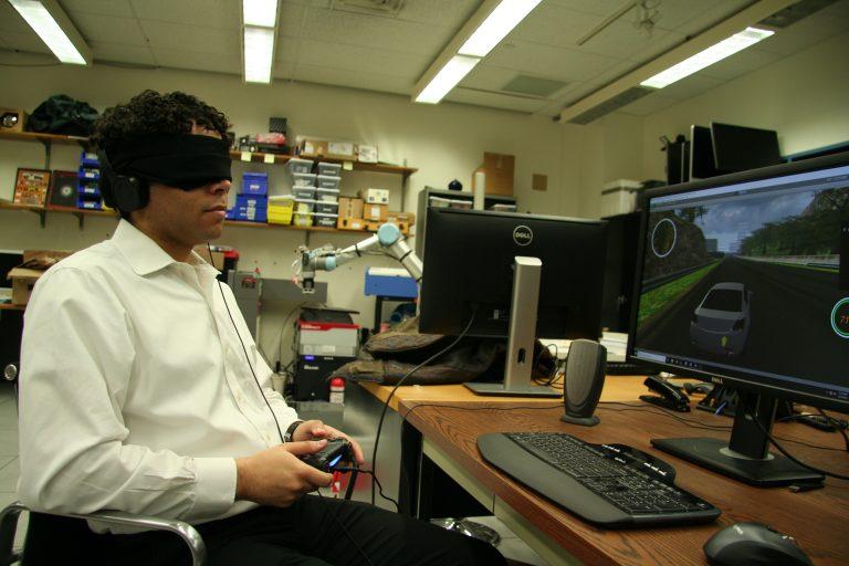 videogiochi per non vedenti